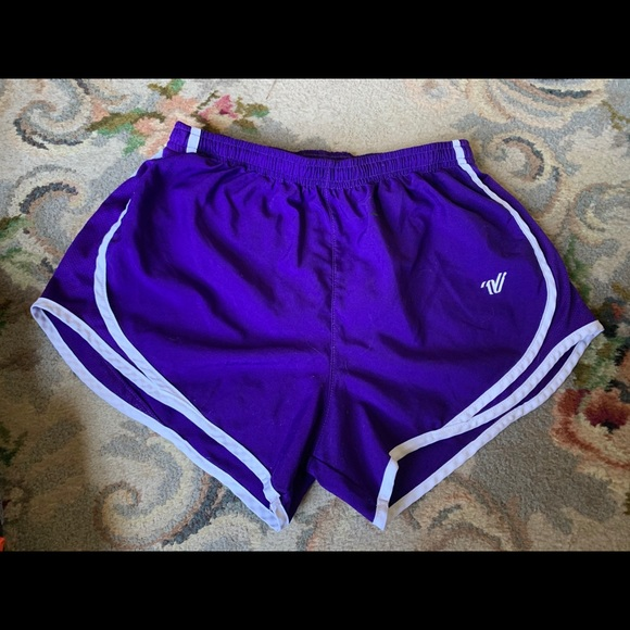 3 for $20 🔥 Purple athletic gym shorts